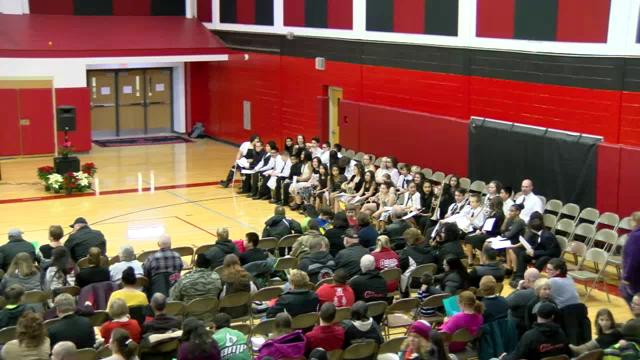 Abbotsford HS/MS Holiday Concert - 12/13/2016 7:56...