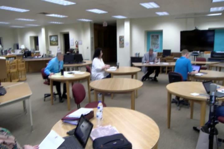 May School Board Meeting