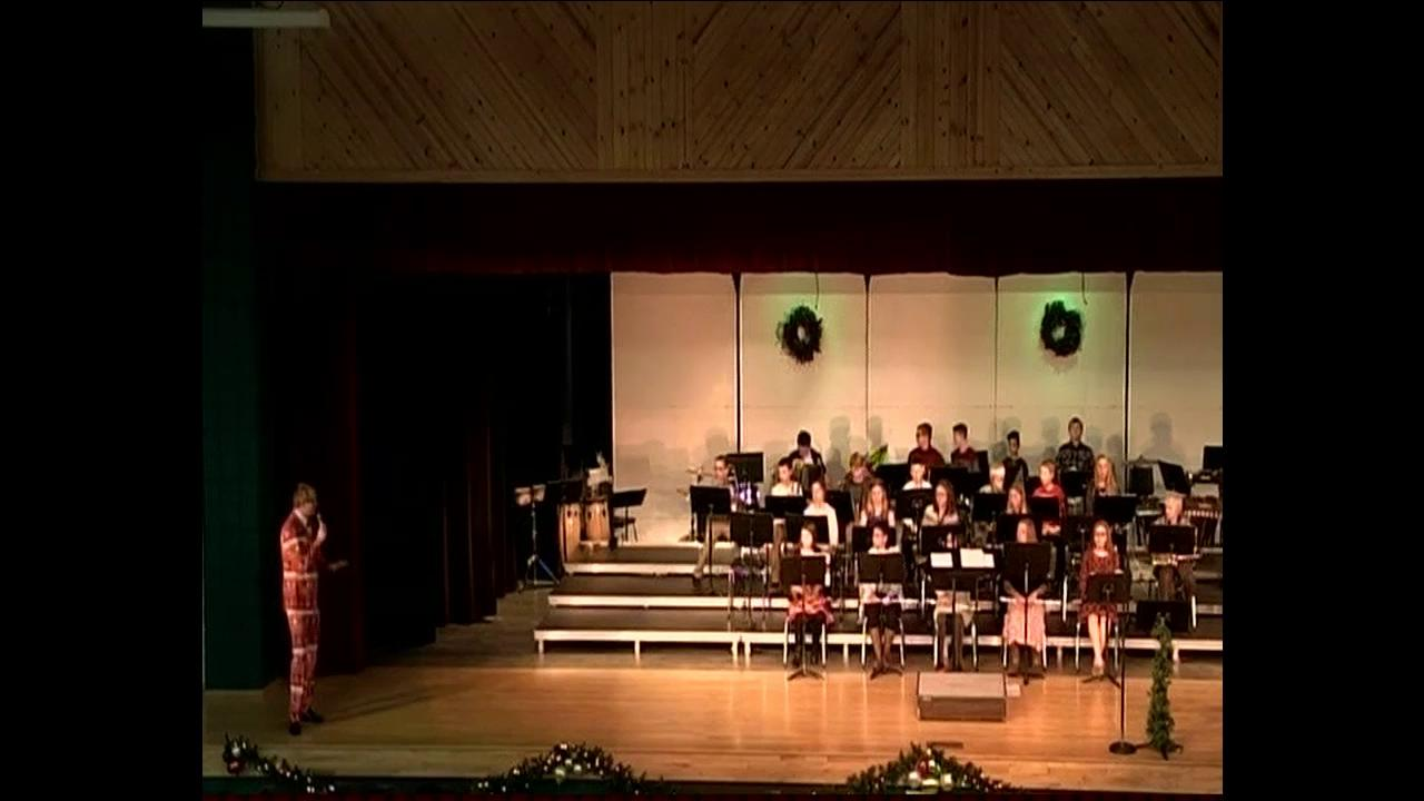 2017 Holiday Band Concert
