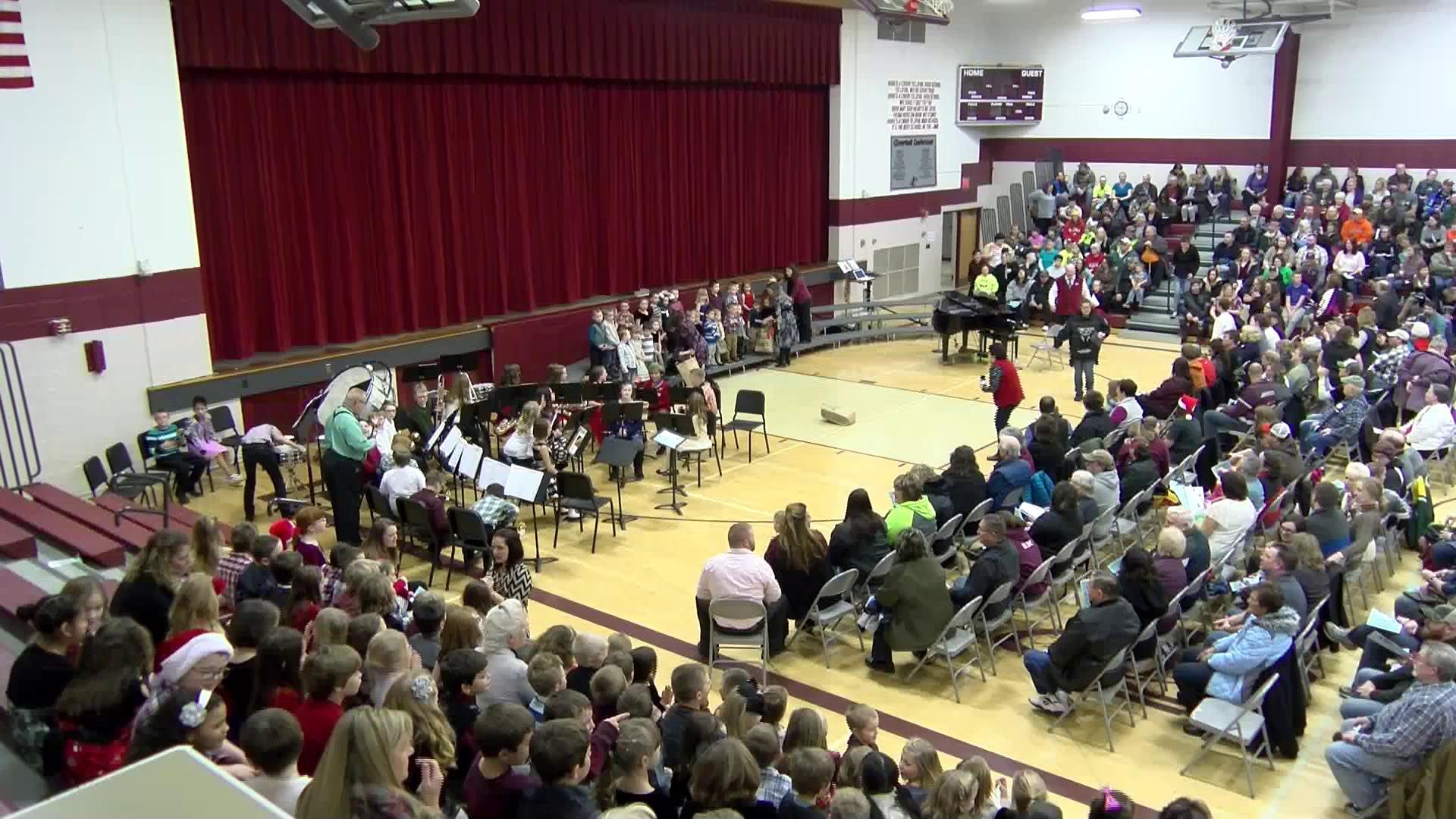 Loyal Elementary Christmas Program