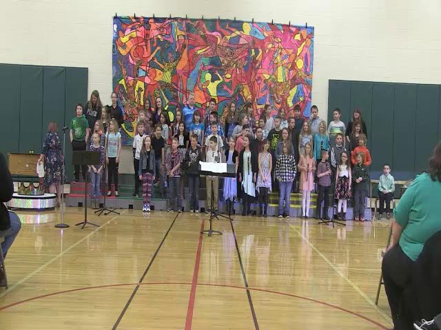 2017-2018 4th Grade Concert