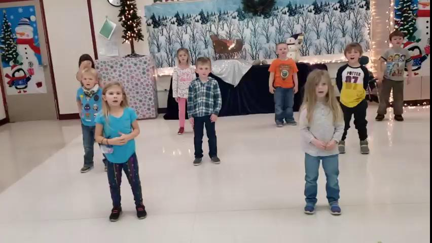 Virtual Elementary Winter Concert 2020