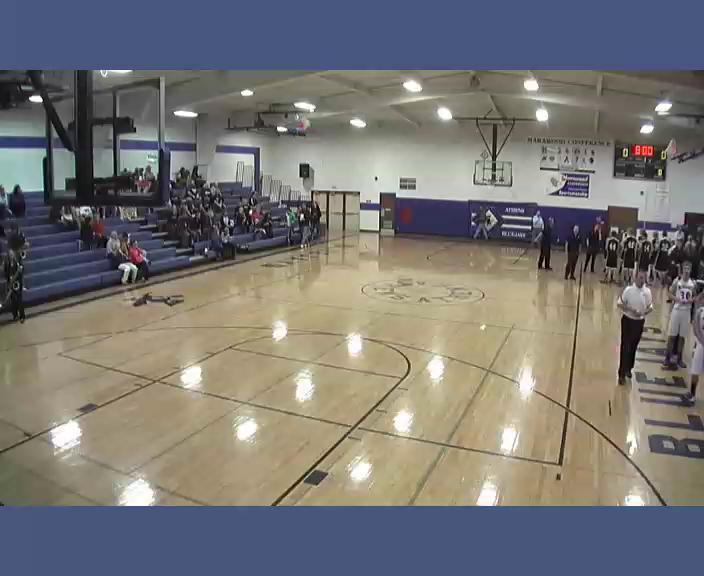 Boys Basketball Athens vs. Phillips