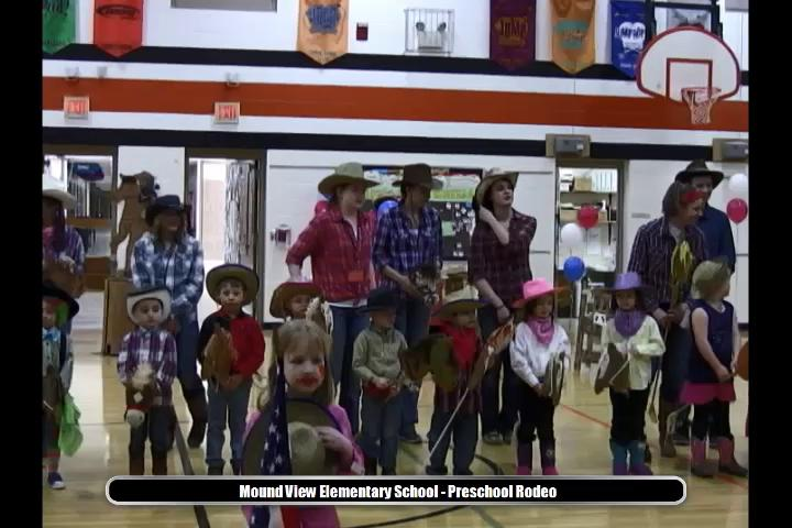 Elementary School Rodeo 2013(PM)