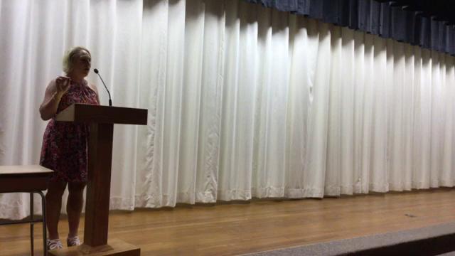 '18 Senior Awards Ceremony