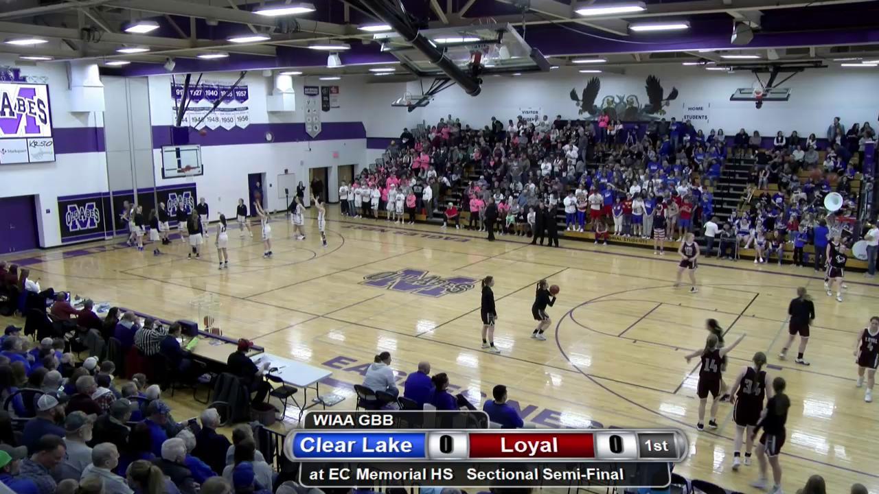 GBB Loyal vs Clear Lake Part 1
