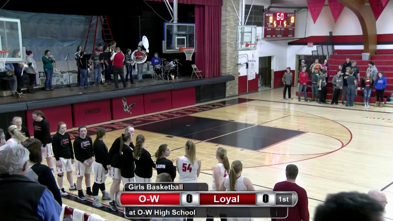 GBB Loyal at Owen-Withee