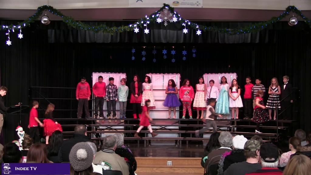 Grades 2-5 2017 Christmas Concert Morning