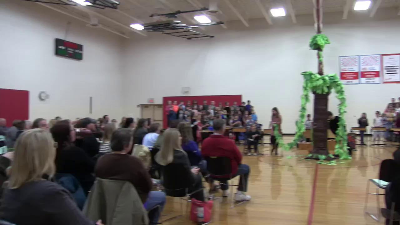 4/5 Music Concert-The Giving Tree