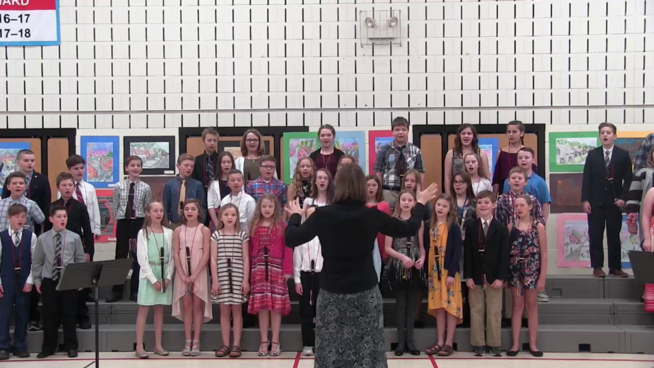 Grade 5 Program 2018