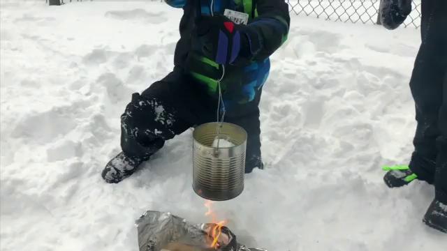 Middle School Winter Activities 2019