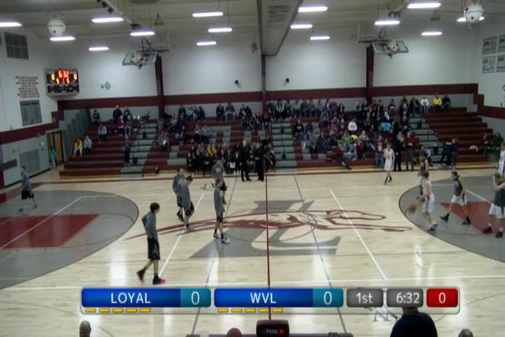 BBB Wisconsin Valley Lutheran at Loyal