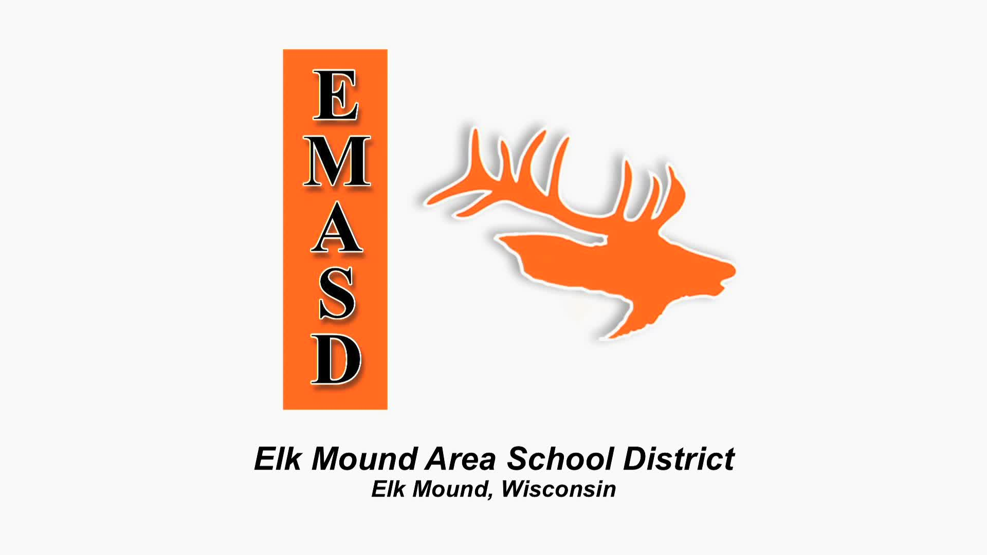 Elk Mound Area School District Informational Video...