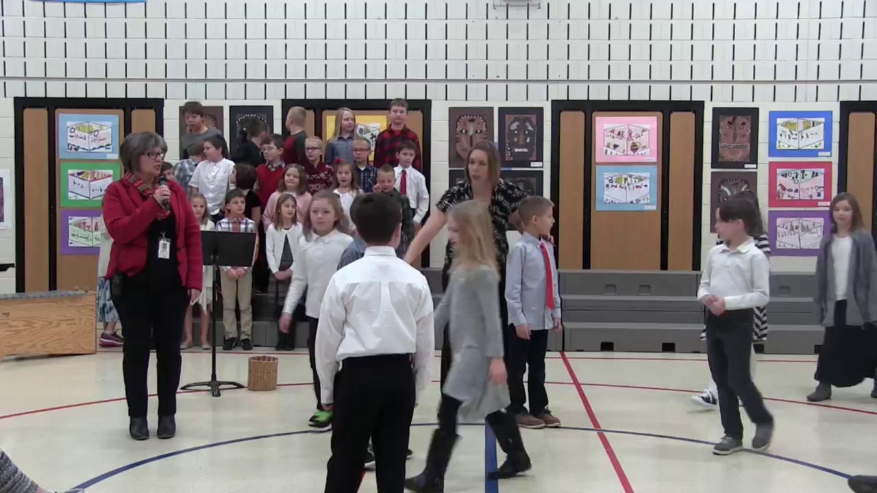 3rd Grade Music Program