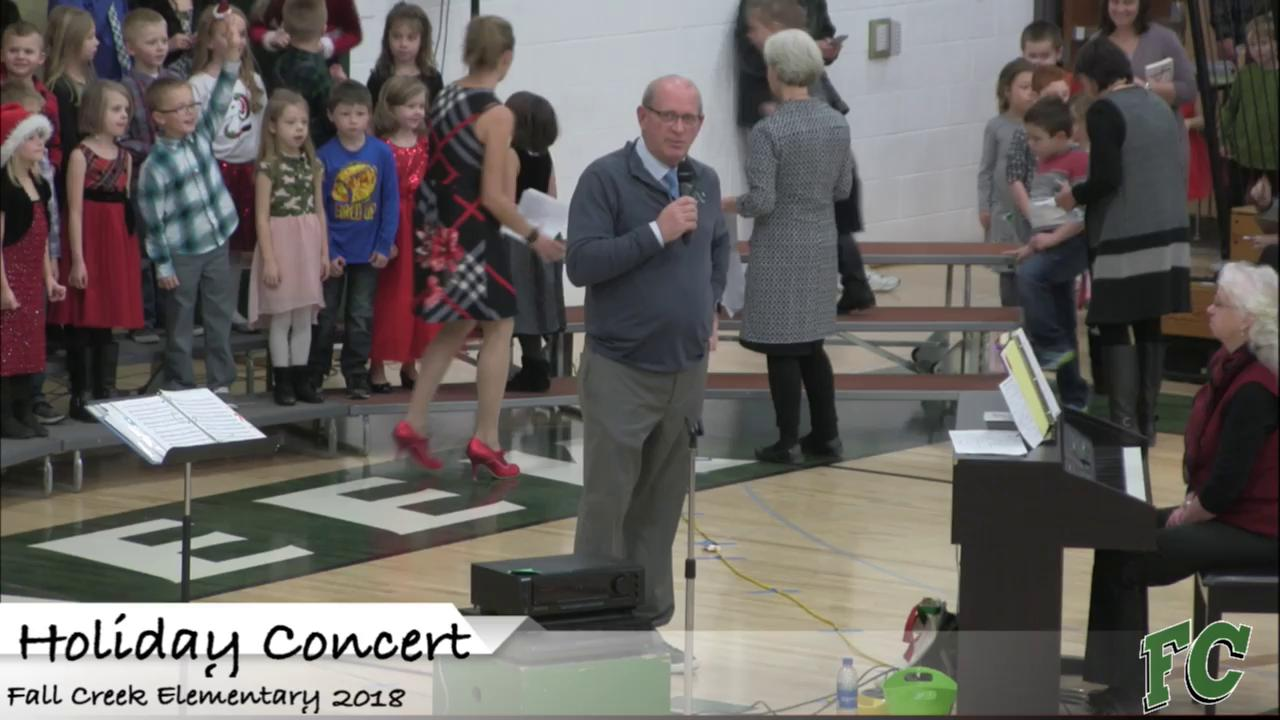 Elementary Holiday Concert 2018