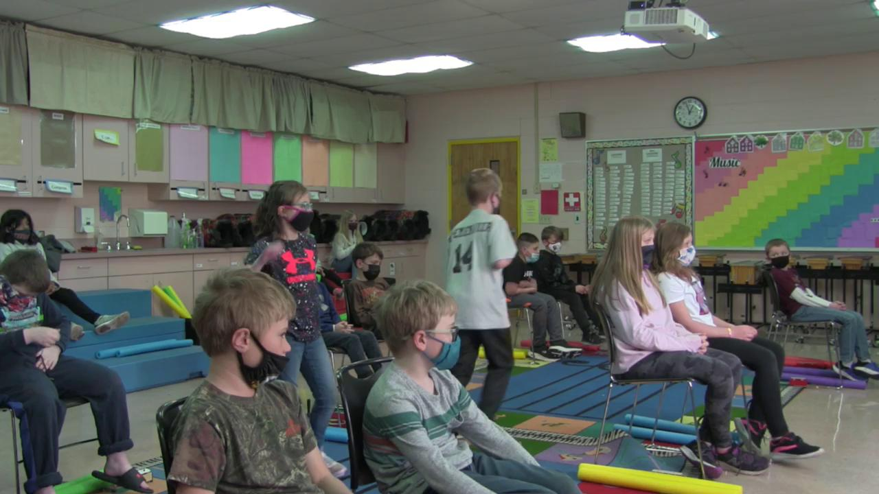 Miller Classroom Concert