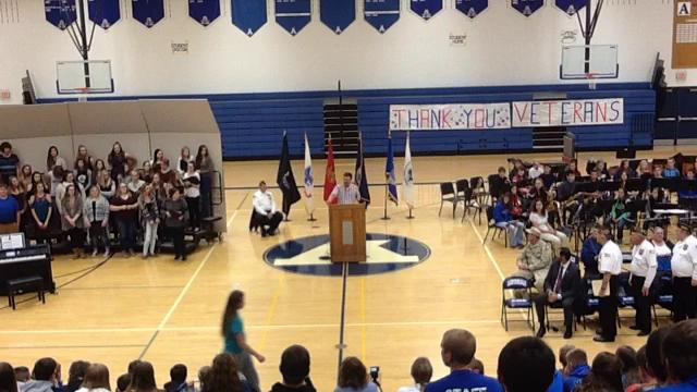 11.10.17 Veterans Day Part I