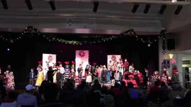 2-5 Grade 2015 Christmas Concert