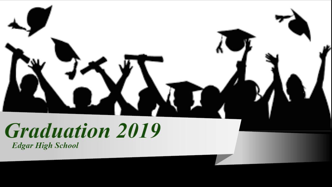 2019 High School Graduation