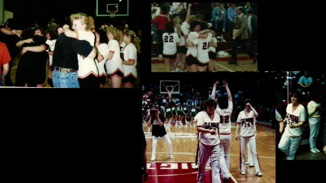 88 Girl's Basketball Team