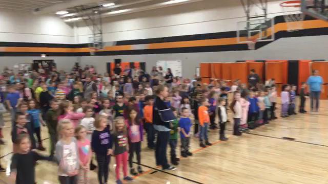 Elementary Group Dance