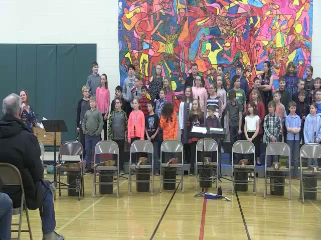 2017-2018 5th Grade Concert