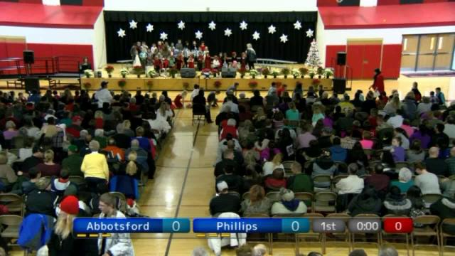 Abbotsford  Elementary Holiday Concert 2016