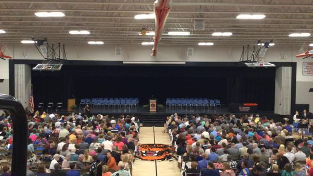 2018 Stratford Graduation