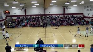BBB-Marshfield Columbus at Loyal