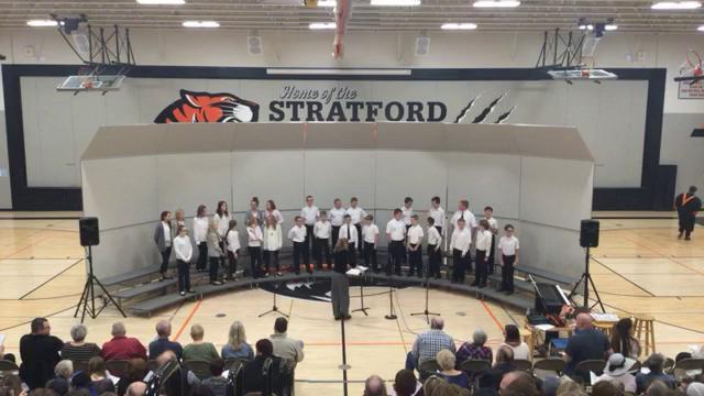 MS/HS 2019 Spring Choral Concert