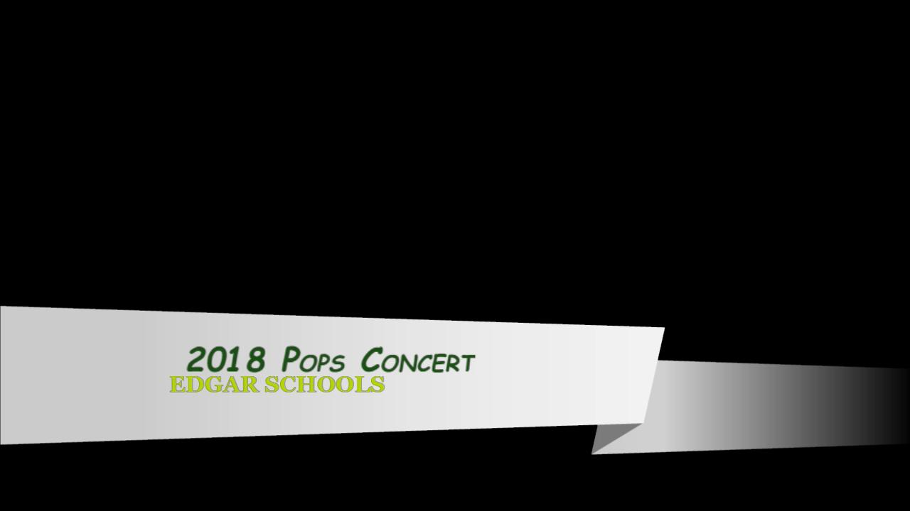 2018 Pops Concert
