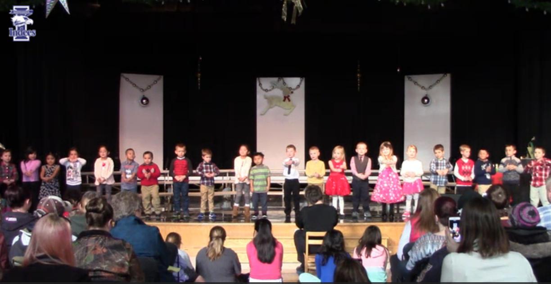 4K-1st Grade Christmas Concert 2016