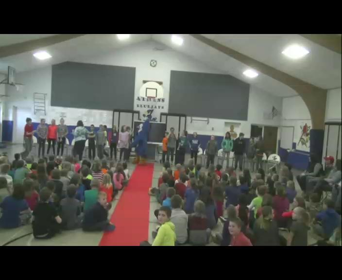 March Character Assembly