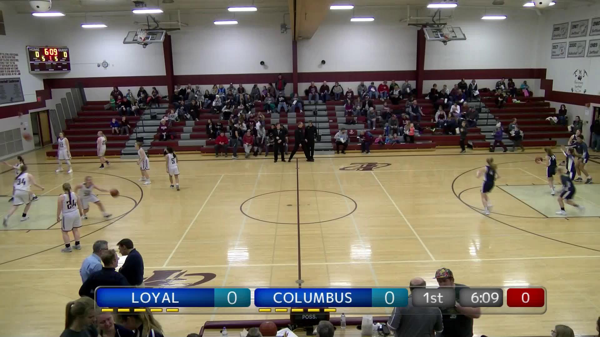 GBB Columbus at Loyal