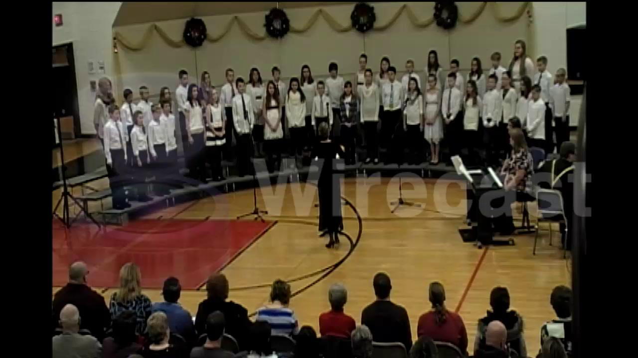 2014 Christmas Concert MS