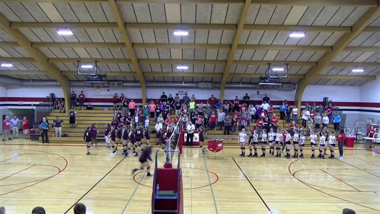Volleyball-Loyal at Spencer