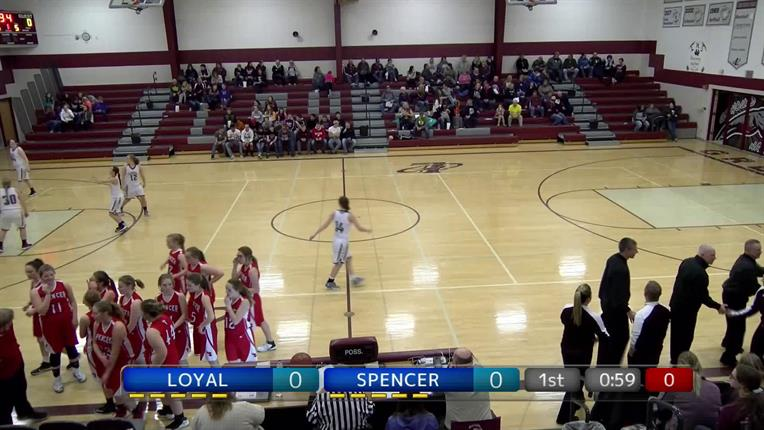 GBB Spencer at Loyal