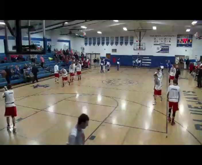 Boys Basketball VS Greenwood