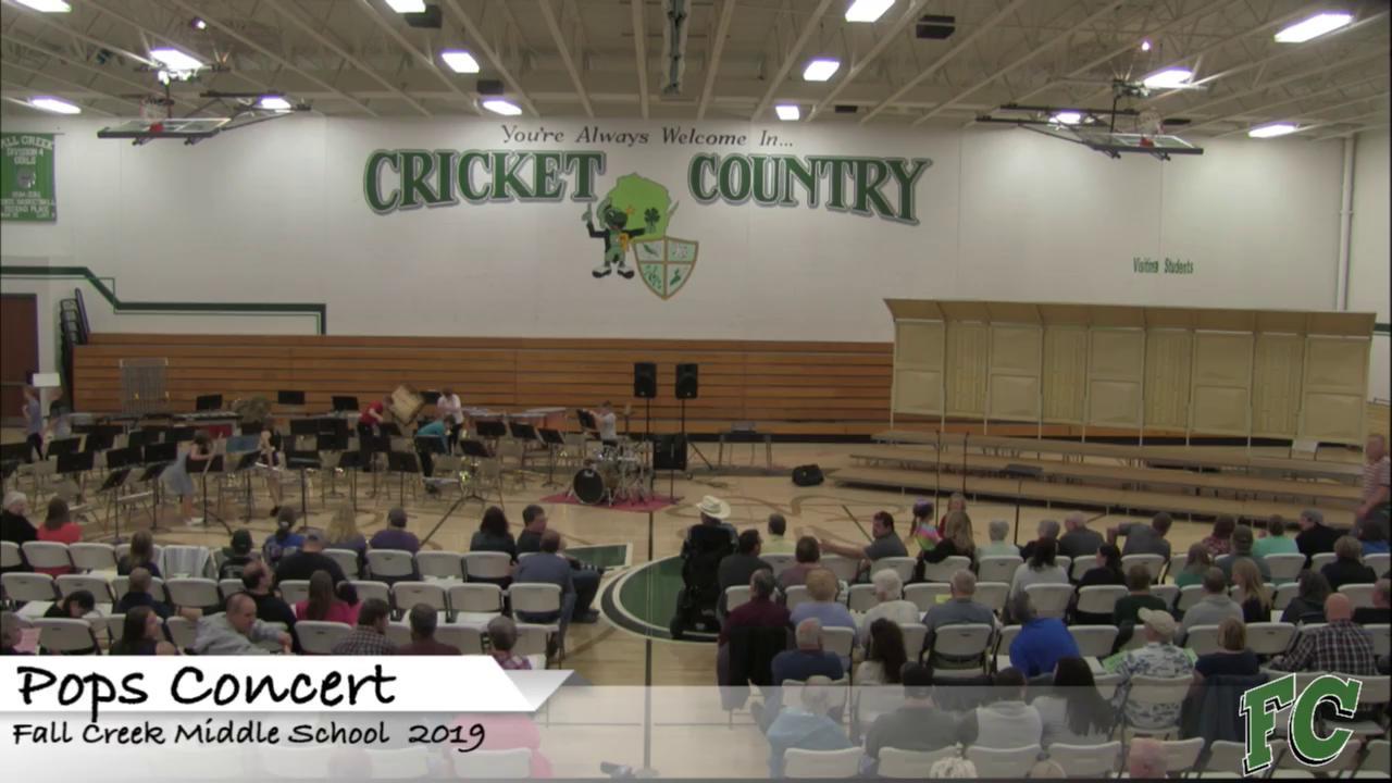 Cricket TV - MS Pops Concert