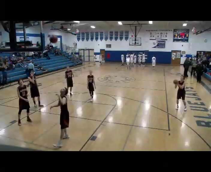 Boys Basketball vs Port Edwards